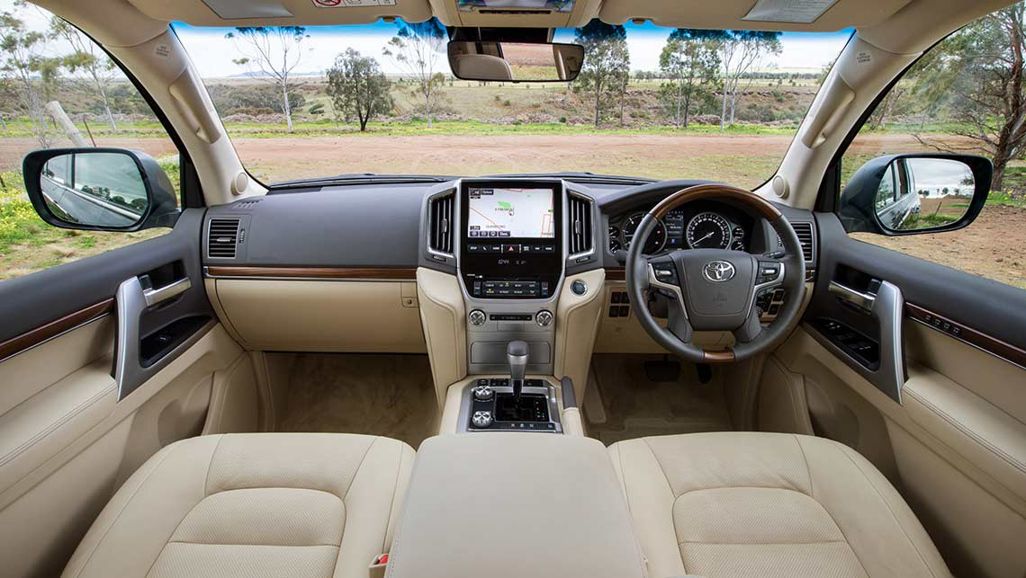 2015 Toyota Land Cruiser 200 Series Revealed Car News Carsguide