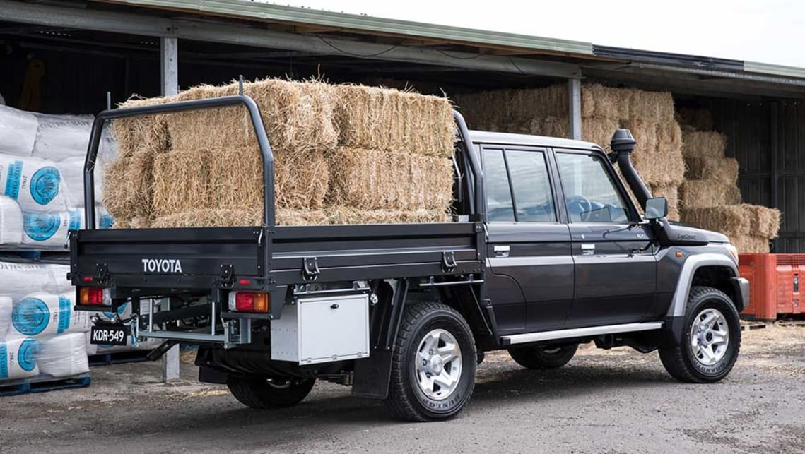 Landcruiser gxl dual cab ute for sale