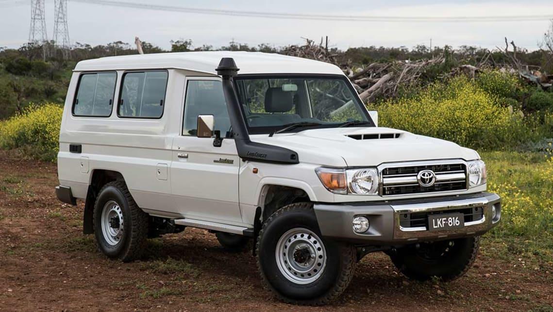 Toyota land cruiser car sales | Auto Today