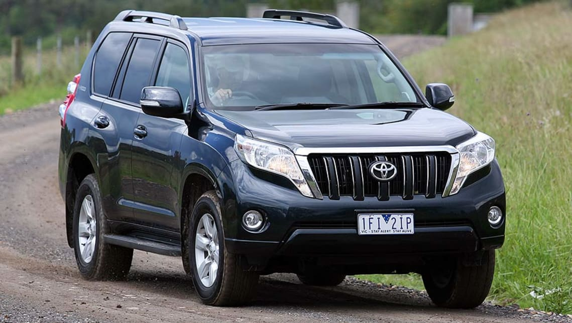 Ford Everest Toyota Fortuner And Toyota Land Cruiser