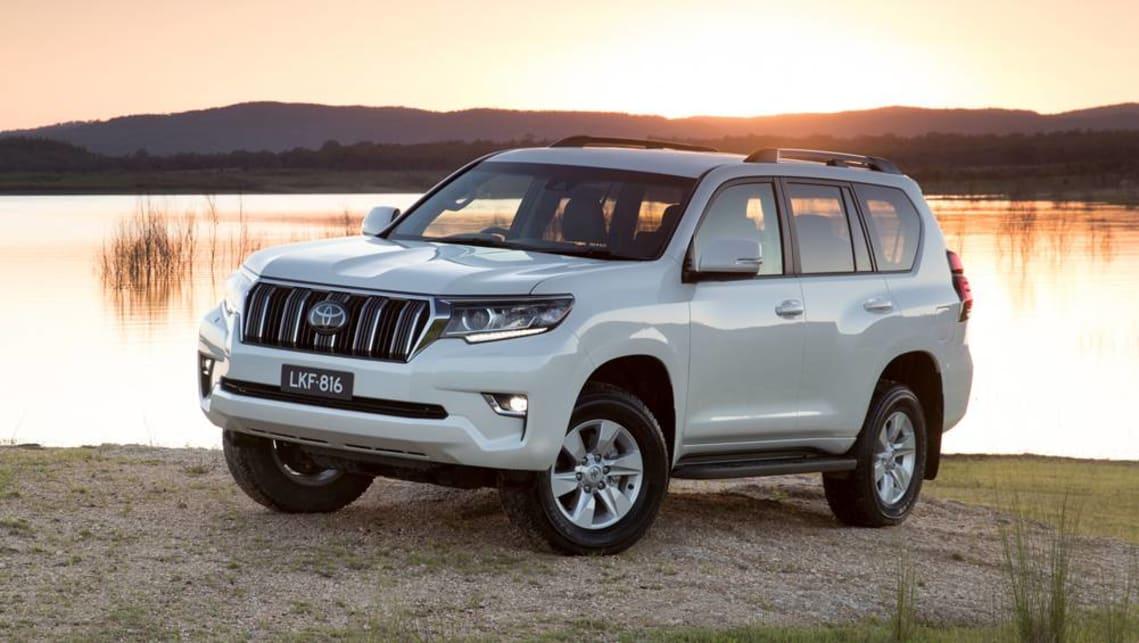 Toyota Prado 2018 GXL review: snapshot | CarsGuide