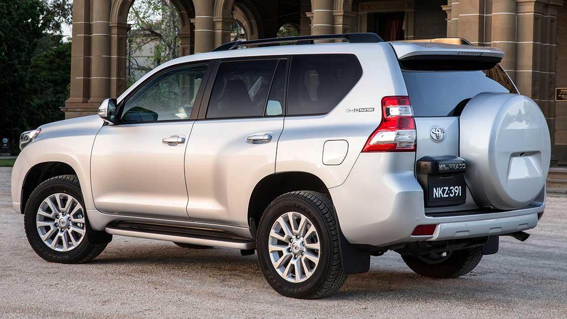 2014 Toyota LandCruiser Prado Kakadu review   CarsGuide