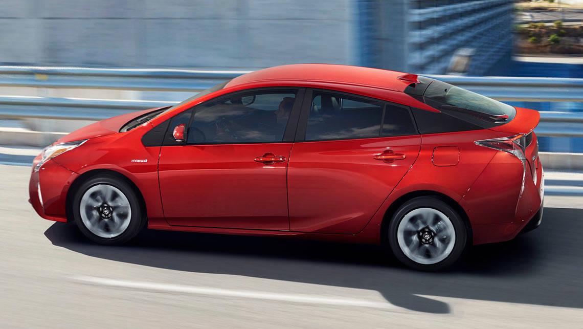 2016 Toyota Prius revealed - Car News   CarsGuide