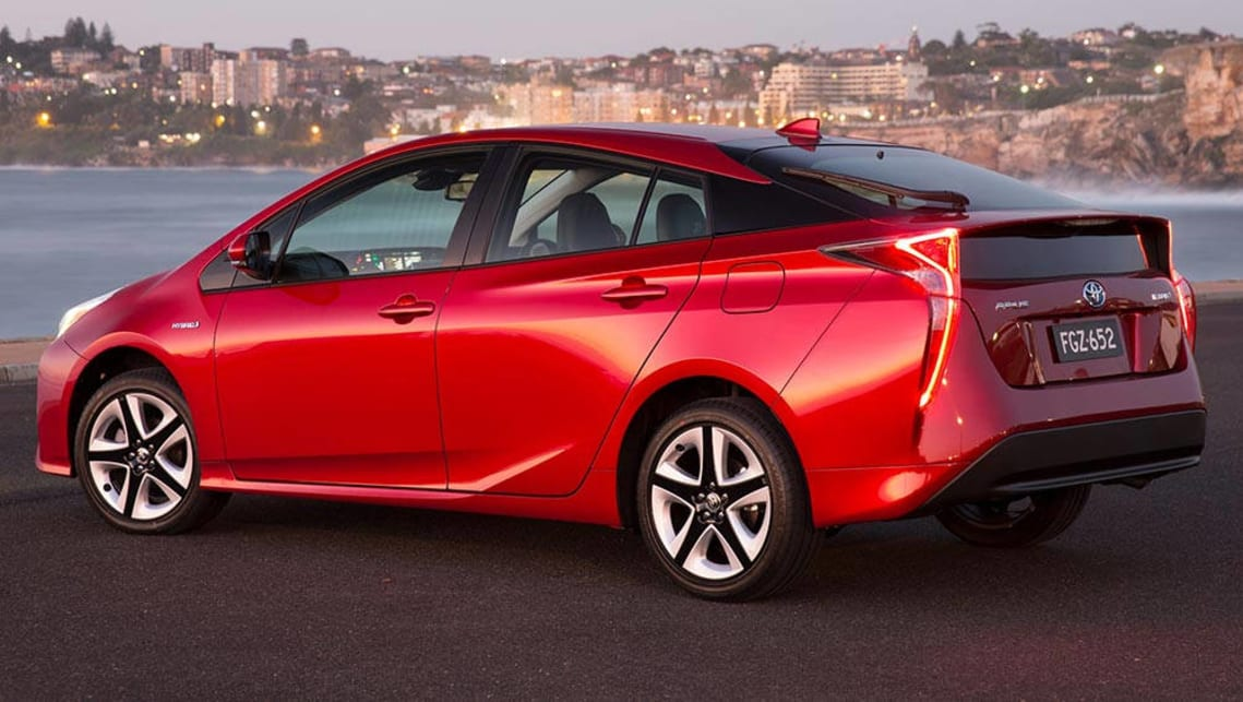 toyota prius 2016 review carsguide. Black Bedroom Furniture Sets. Home Design Ideas