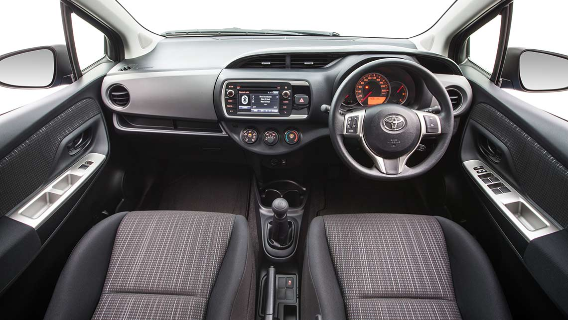 2014 Toyota Yaris Ascent Review Carsguide