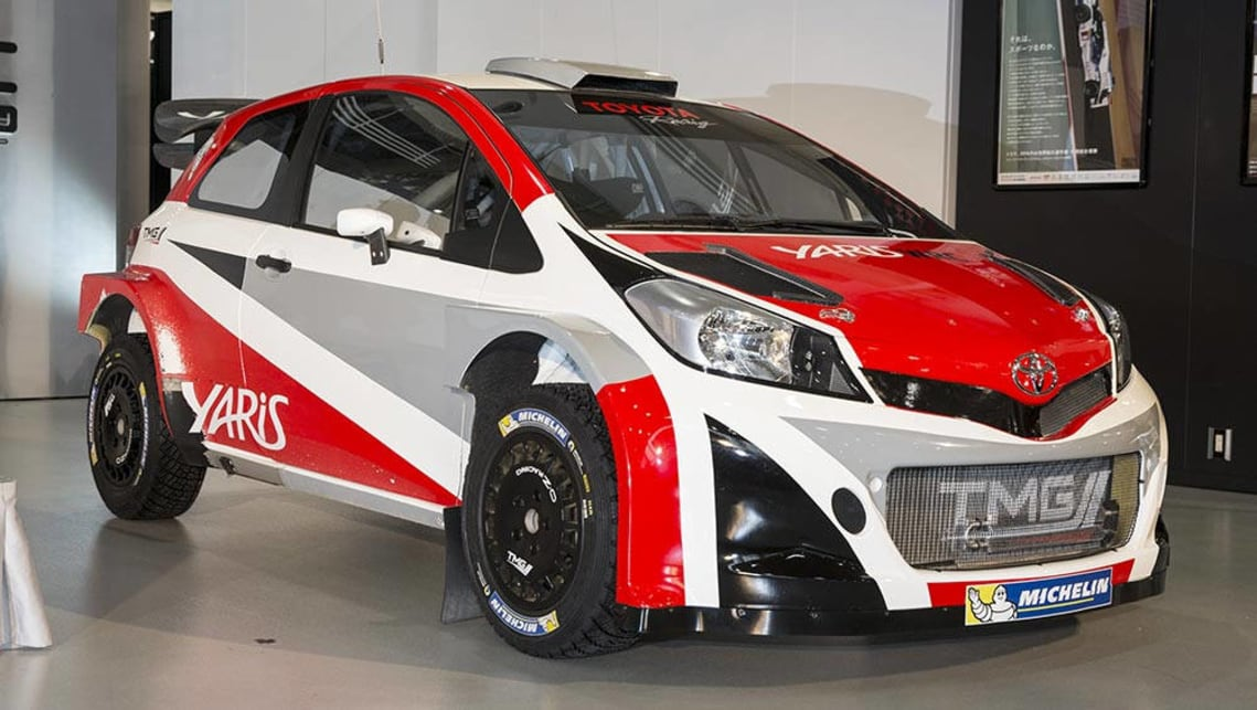 Tommi Makinen To Lead Toyota S Wrc Return In 2017 Car News Carsguide