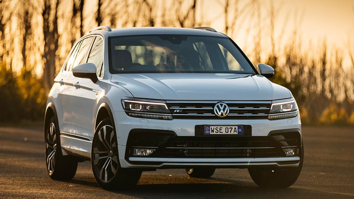 volkswagen tiguan 162tsi r line 2017 review first drive. Black Bedroom Furniture Sets. Home Design Ideas