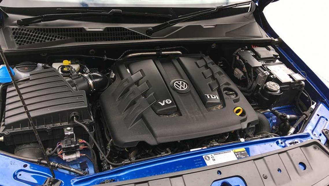Volkswagen Amarok Tdi550 Ultimate 2017 Review Carsguide