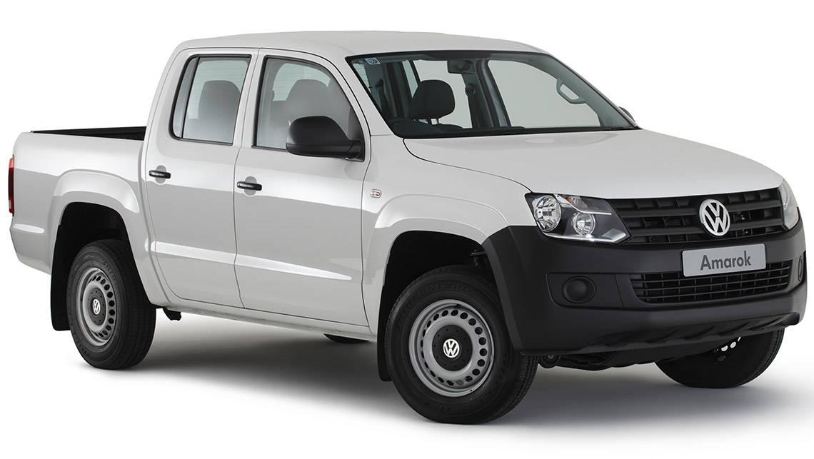 Volkswagen Amarok Tdi 420 Dual Cab Ute Review 2014 Carsguide