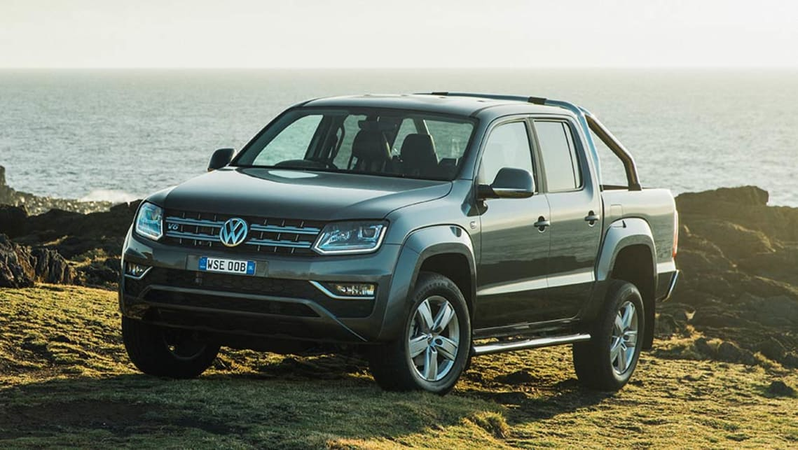 2017 Vw Amarok V6 Review First Australian Drive Carsguide