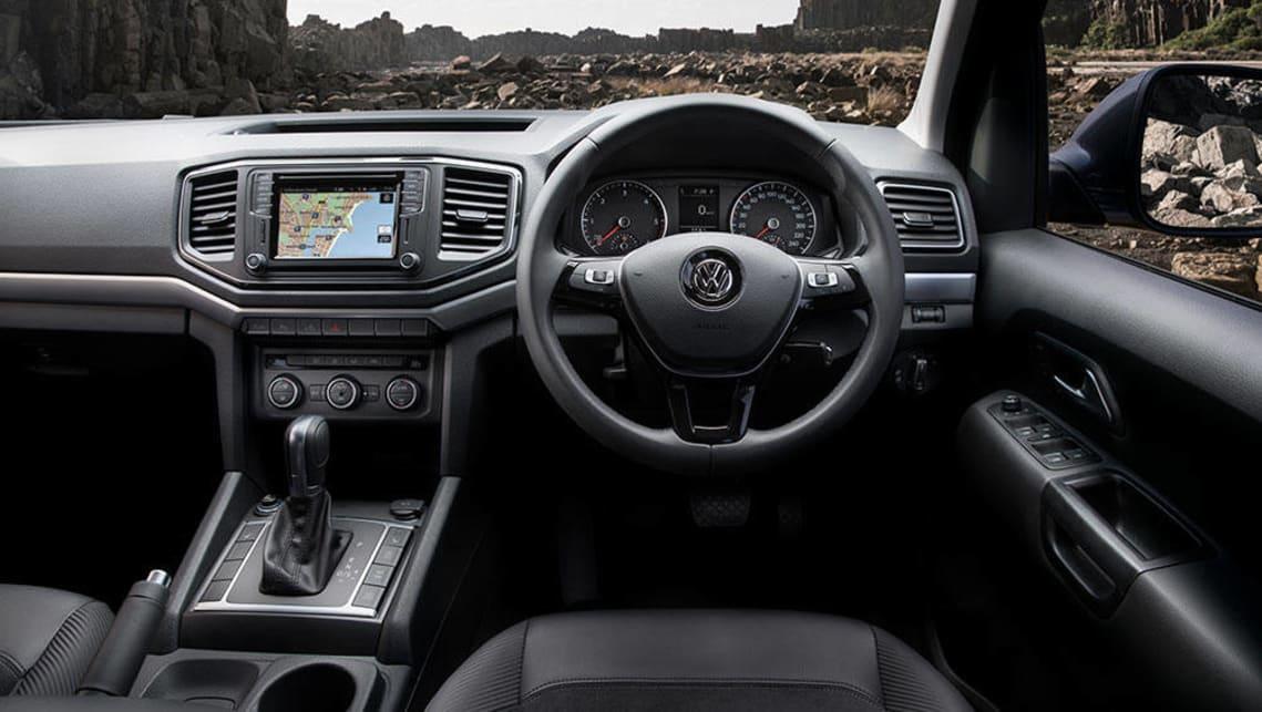 Volkswagen Amarok V6 2017 review | CarsGuide