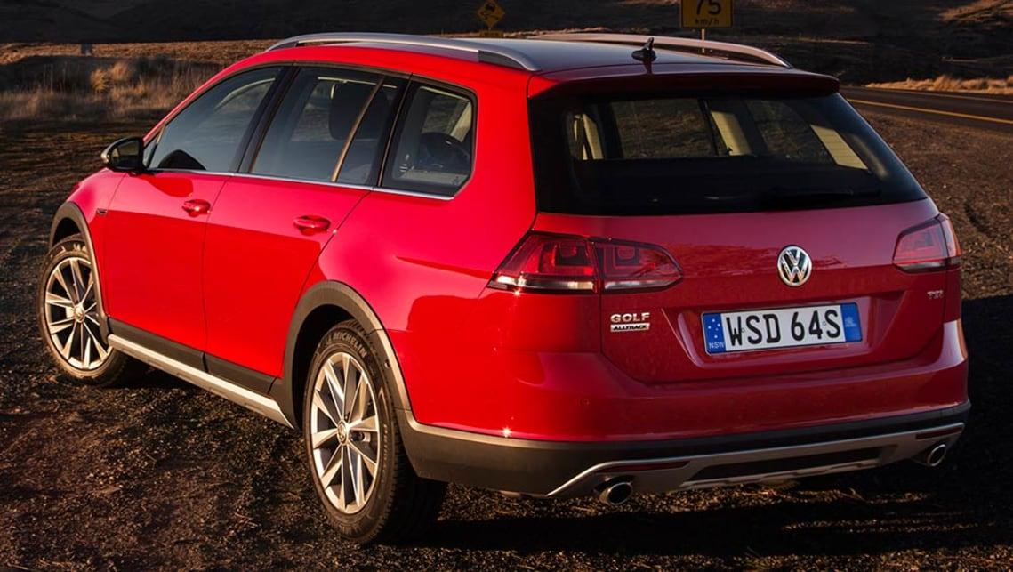 Volkswagen Golf Alltrack 2015 Review Carsguide