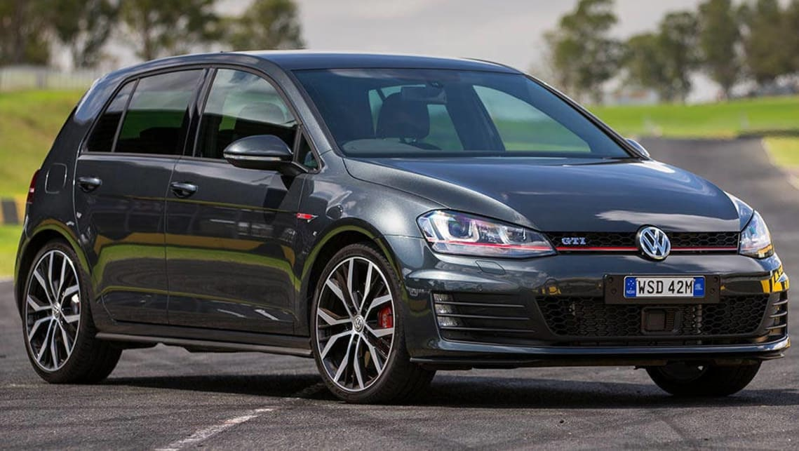 volkswagen golf gti performance 2016 review carsguide. Black Bedroom Furniture Sets. Home Design Ideas