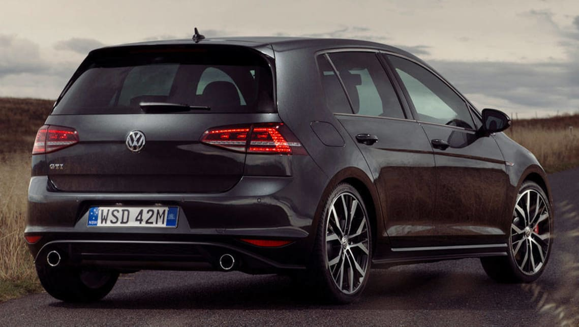 Simple Volkswagen Golf GTI Performance 2016 Review  Road Test