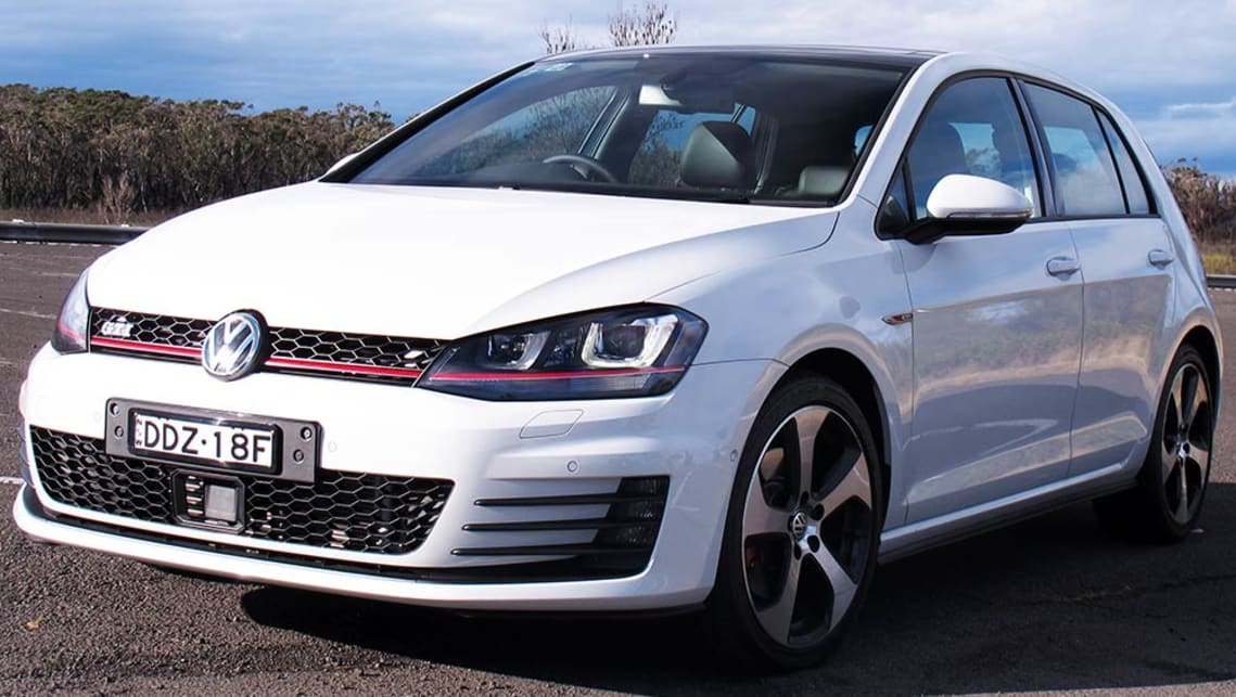 Volkswagen Golf Gti 2016 Review Road Test Carsguide