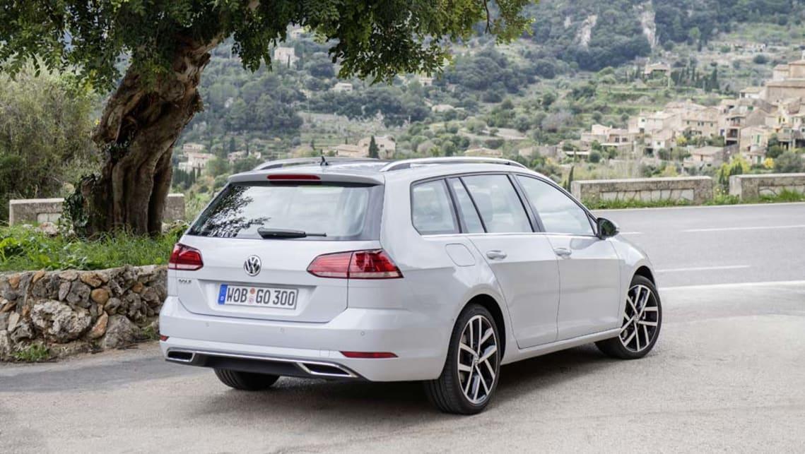 2018 volkswagen wagon. Interesting Volkswagen 2017 Volkswagen Golf Specs Confirmed Ahead Of July Arrival  Car News   CarsGuide On 2018 Volkswagen Wagon