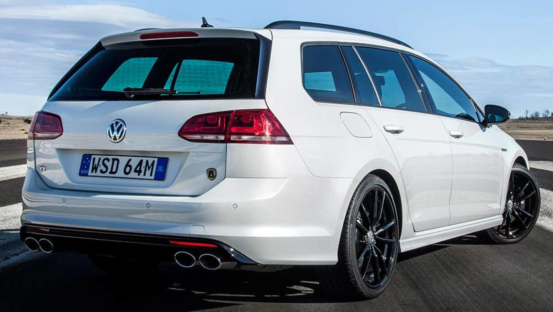 Volkswagen Golf R wagon on the cards for Australian return - Car News | CarsGuide