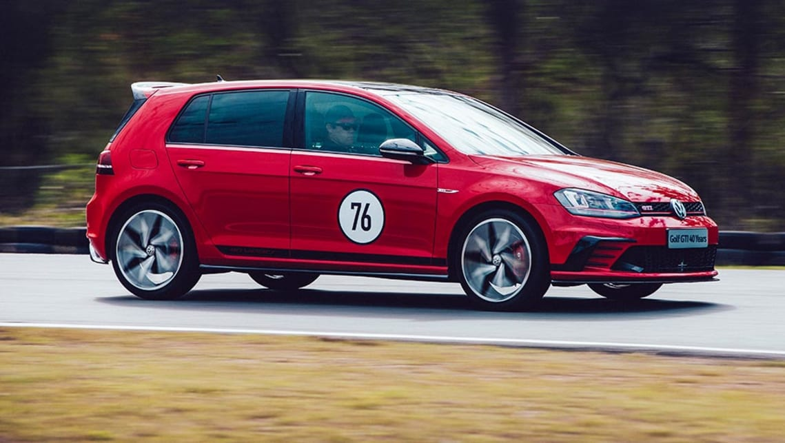 Volkswagen Golf GTI 40 Years 2016 review | CarsGuide