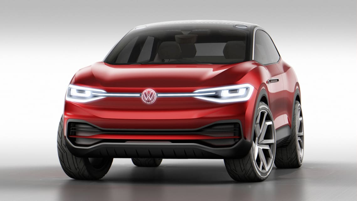volkswagen id crozz suv concept 2020 revealed in frankfurt car news carsguide. Black Bedroom Furniture Sets. Home Design Ideas