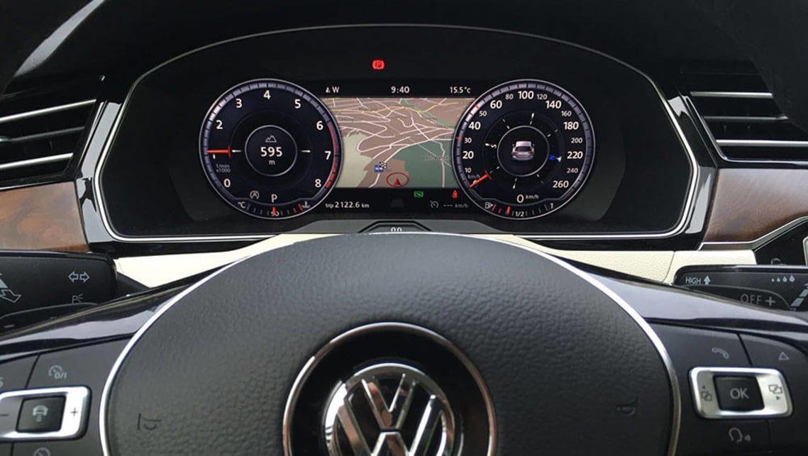 Volkswagen Passat 206 TSI R Line 2017 Review