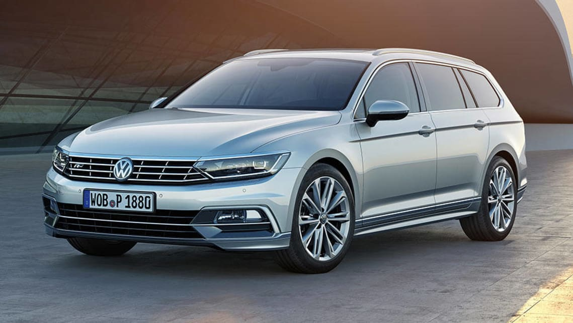 volkswagen passat 206 tsi r line 2017 review carsguide. Black Bedroom Furniture Sets. Home Design Ideas