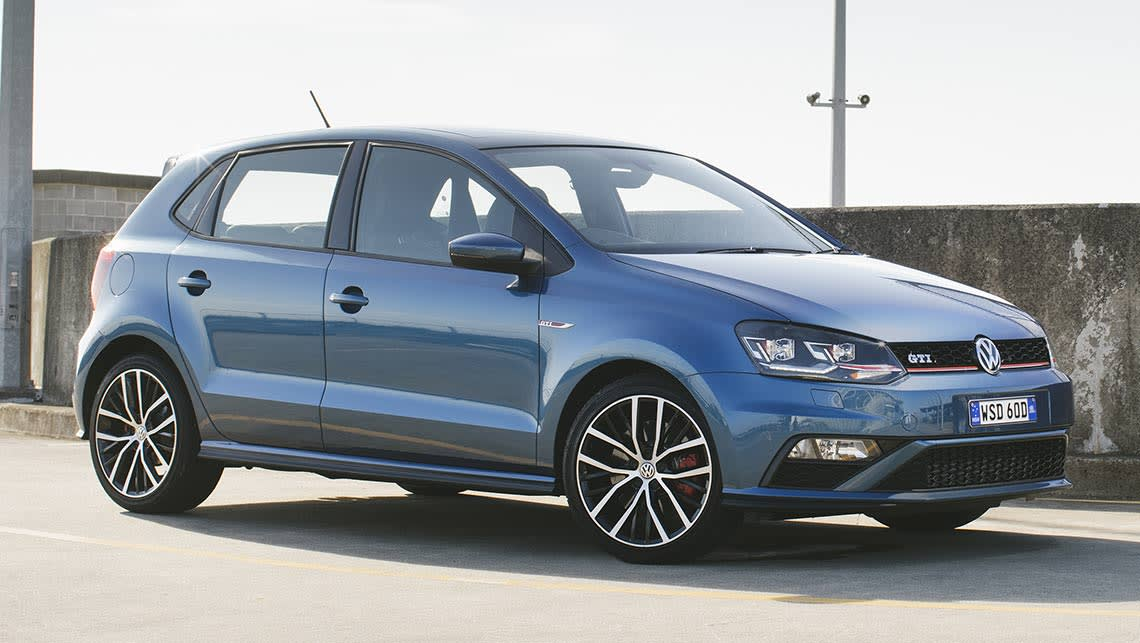 volkswagen polo gti 2015 review carsguide. Black Bedroom Furniture Sets. Home Design Ideas