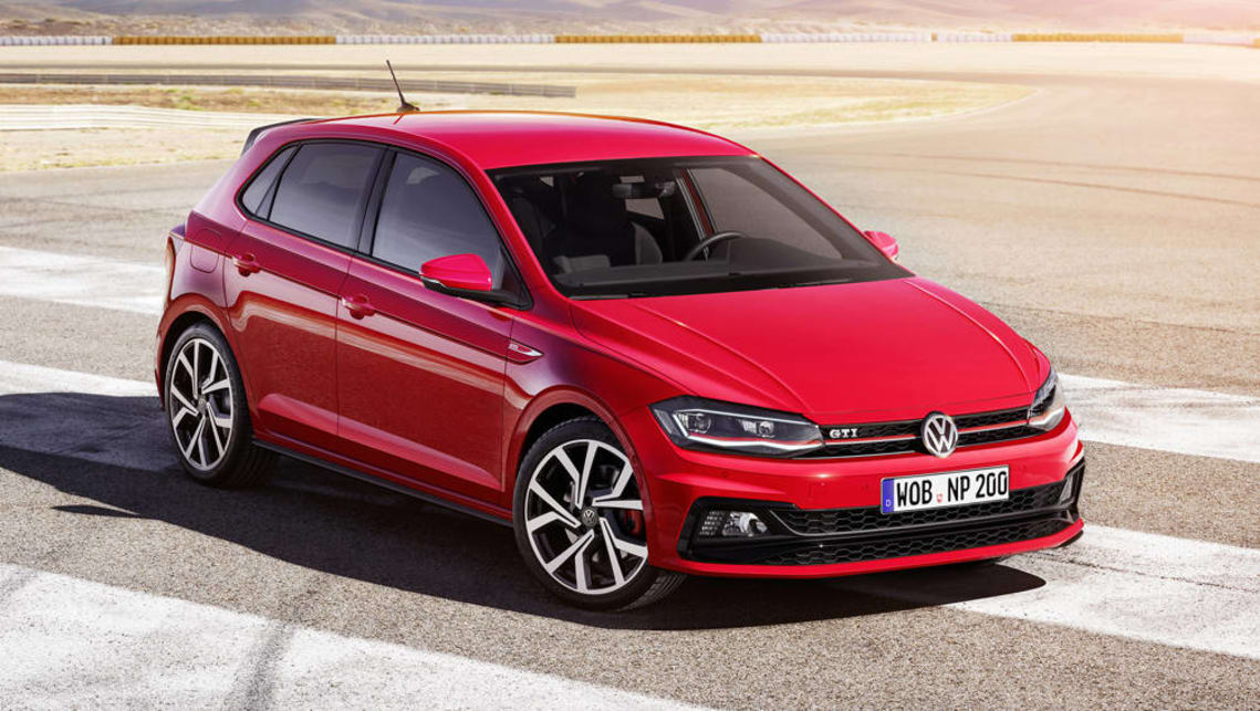 Volkswagen Polo 2018 Revealed Car News Carsguide