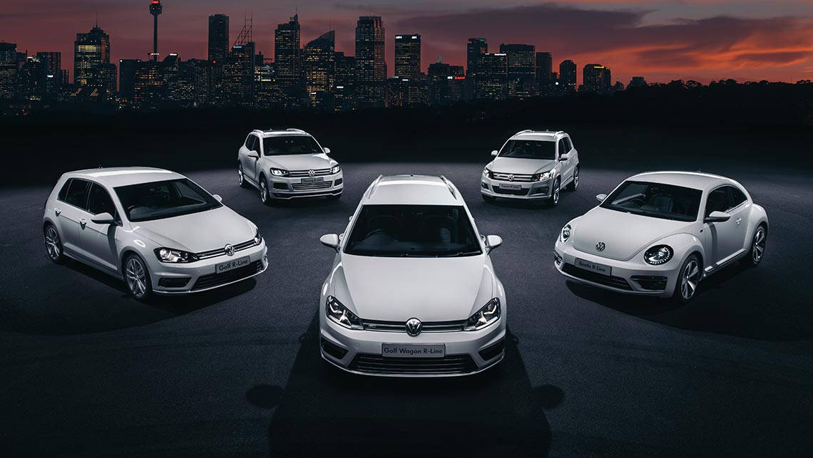 Vw Adds Golf Wagon And Tiguan R Line Models Car News