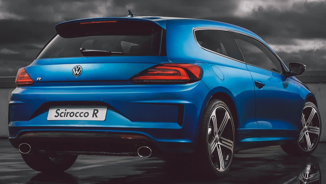Volkswagen Scirocco R 2015 Review Carsguide