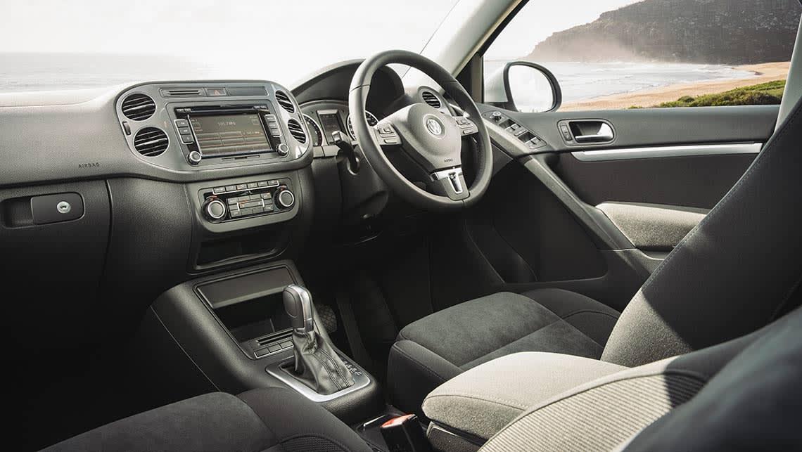 Volkswagen Tiguan 2015 review   CarsGuide