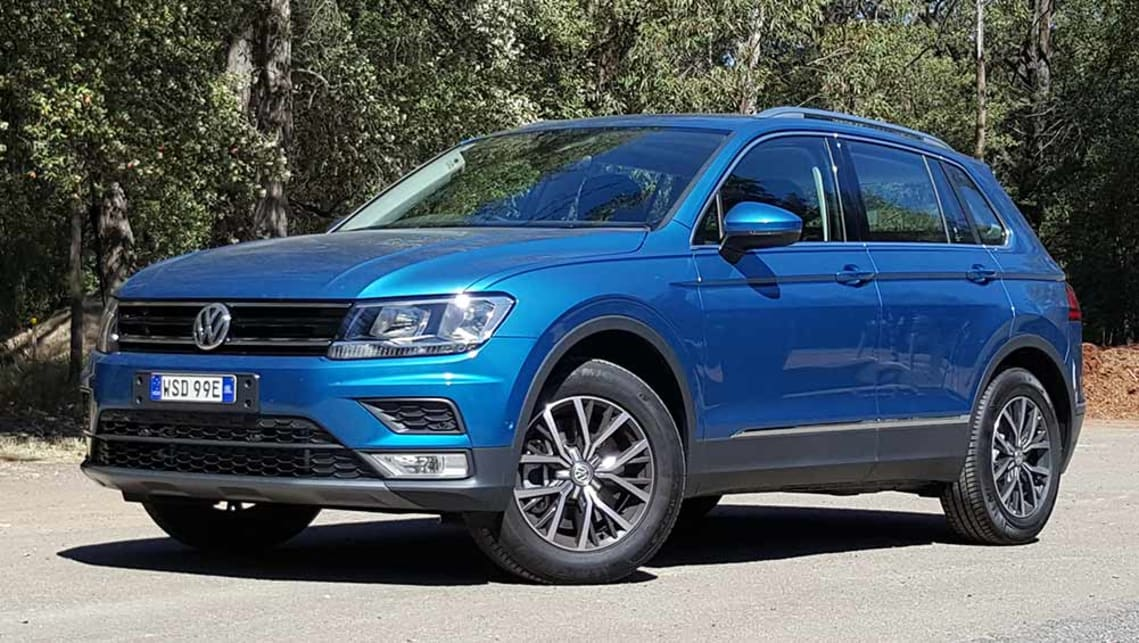 volkswagen tiguan 132tsi comfortline 2017 review long term carsguide. Black Bedroom Furniture Sets. Home Design Ideas