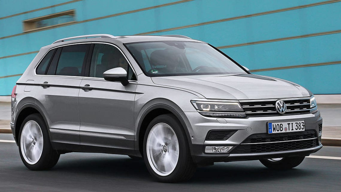 2016 volkswagen tiguan specifications confirmed car news carsguide. Black Bedroom Furniture Sets. Home Design Ideas