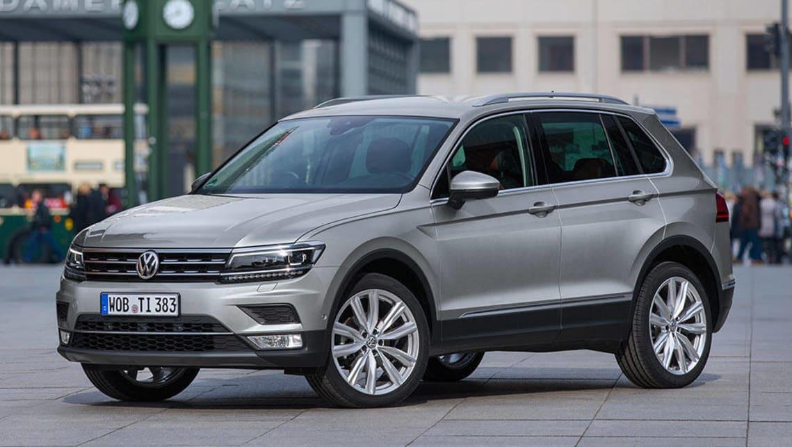 2016 Volkswagen Suv >> Volkswagen Suv Range Set To Explode Car News Carsguide