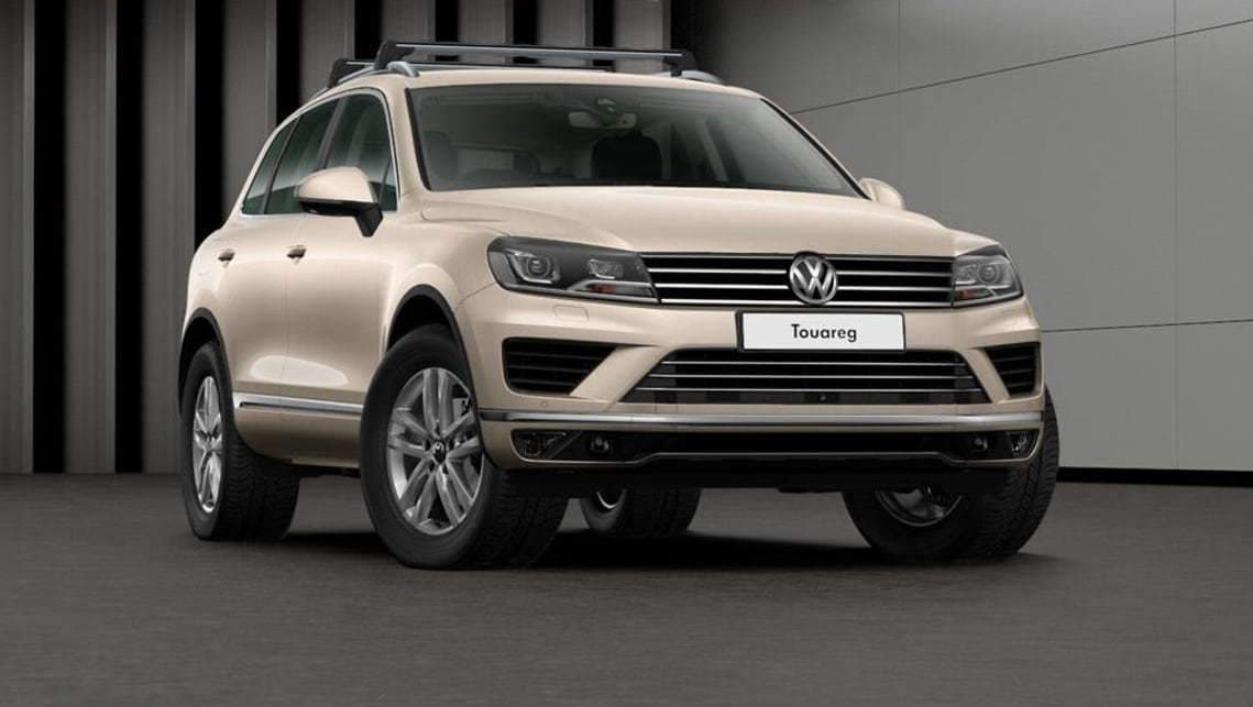 2017 volkswagen touareg adventure new car sales price car news carsguide. Black Bedroom Furniture Sets. Home Design Ideas