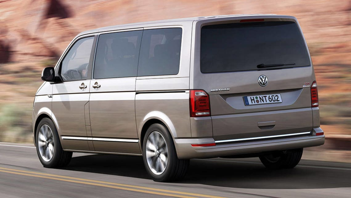 Vw Bus 2015 >> 2015 Vw Transporter Detailed Car News Carsguide