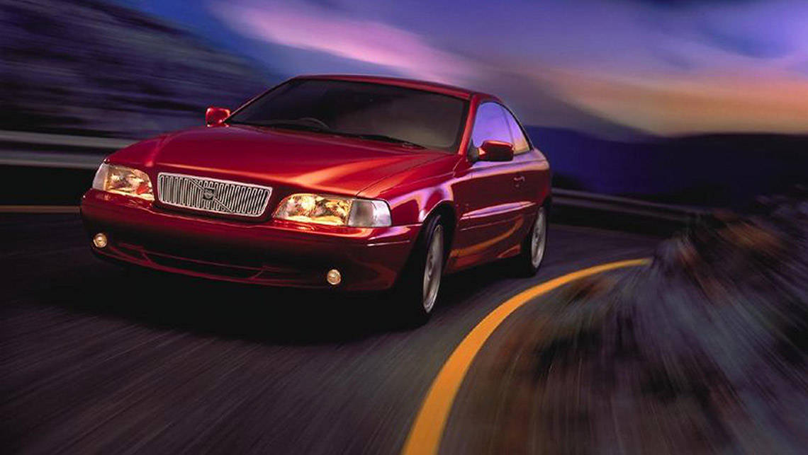 Used Volvo C70 review: 1998-2002