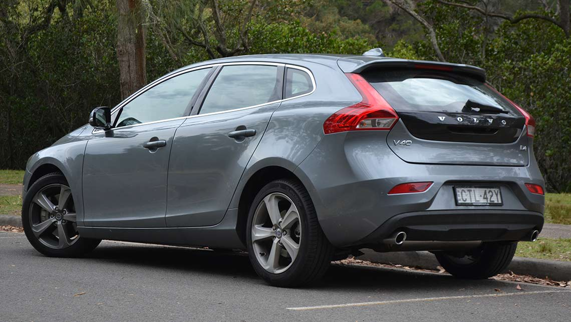 2015 Volvo V40 D4 Luxury Review Carsguide