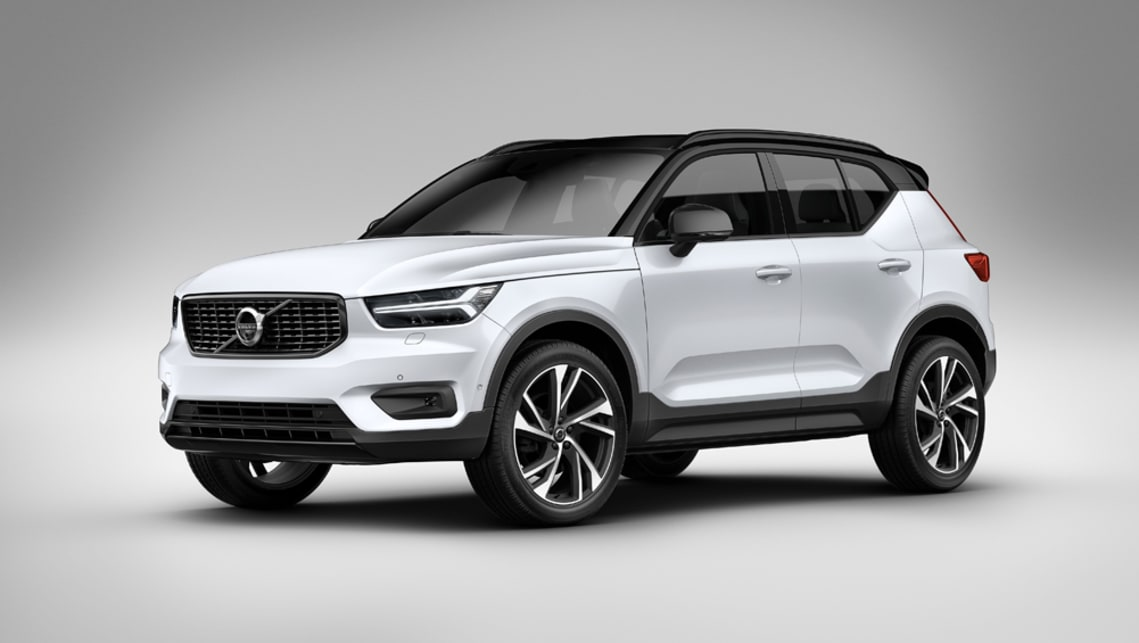 Mercedes Suv Models >> Volvo XC40 2018 confirmed for Australia - Car News | CarsGuide