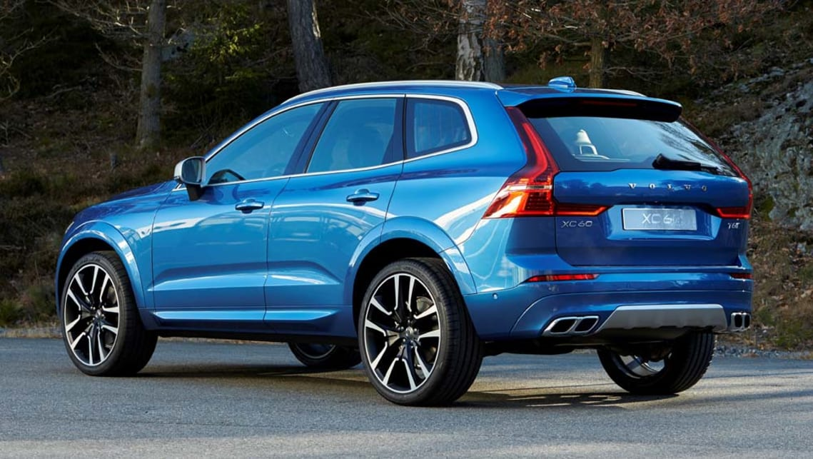 2017 volvo xc60 debuts at geneva car news carsguide. Black Bedroom Furniture Sets. Home Design Ideas