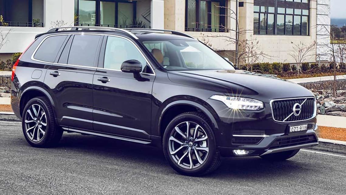 volvo xc90 t6 2015 review carsguide. Black Bedroom Furniture Sets. Home Design Ideas