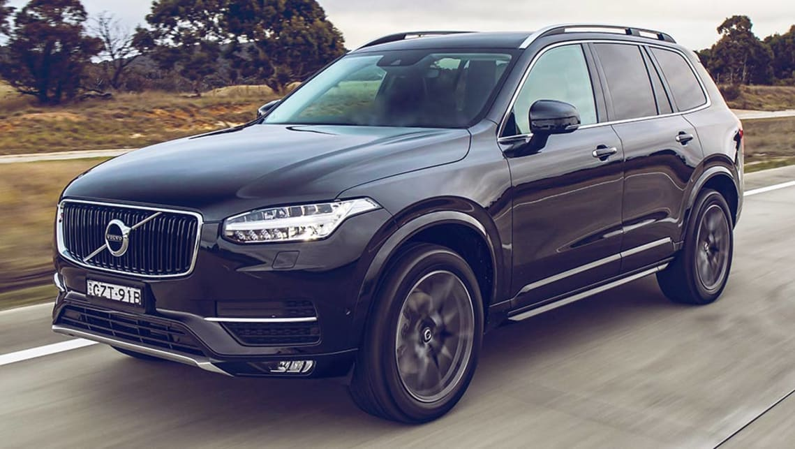 volvo xc90 t6 2015 review | carsguide