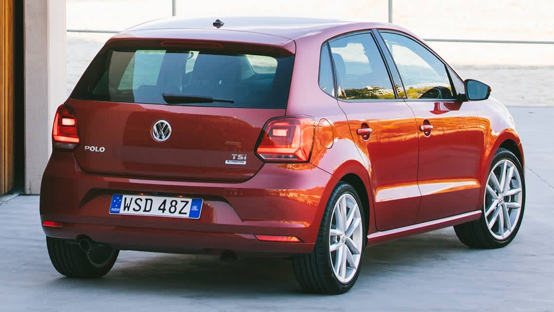 2015 vw polo 81tsi comfortline review carsguide. Black Bedroom Furniture Sets. Home Design Ideas