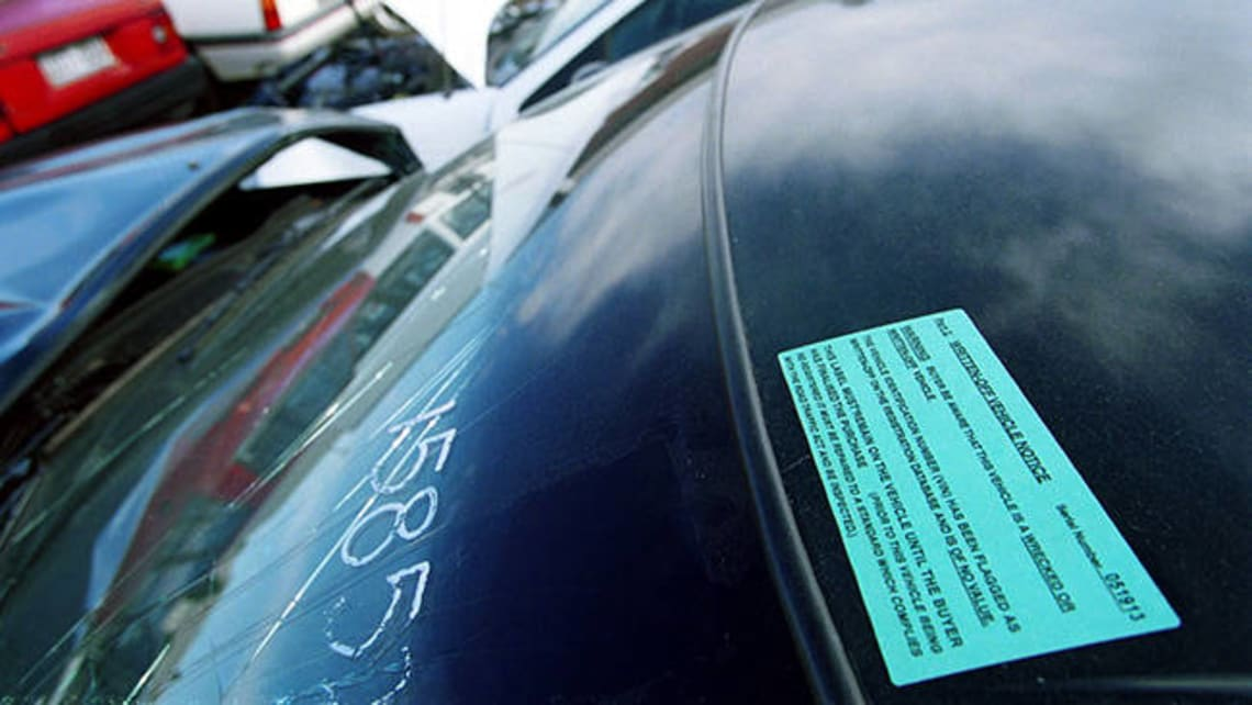 Why you should check the Written-Off Vehicle Register - Car Advice ...