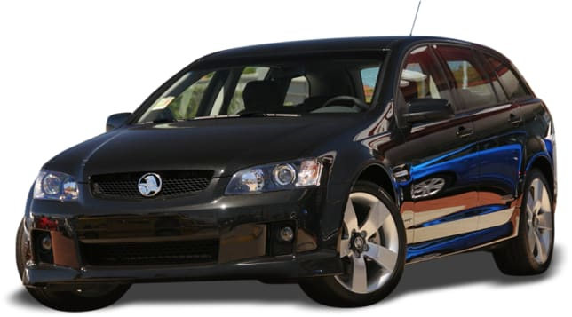 2009 Holden Commodore Sedan Omega 60th Anniversary