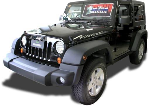 Jeep Wrangler 2009 Price Specs Carsguide