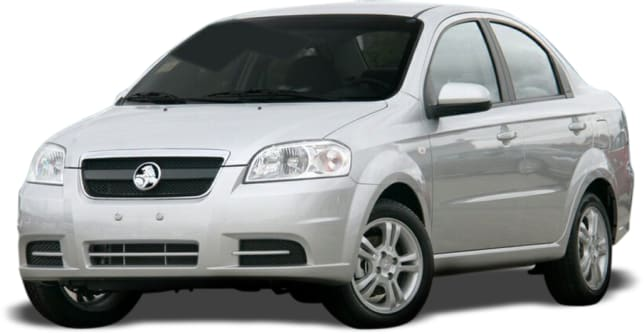 2010 Holden Barina Hatchback Base Select Engine Transmission