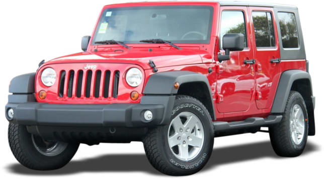 2010 Jeep Wrangler Pricing And Specs