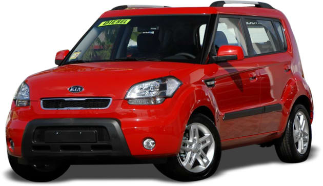 2010 Kia Soul Pricing And Specs