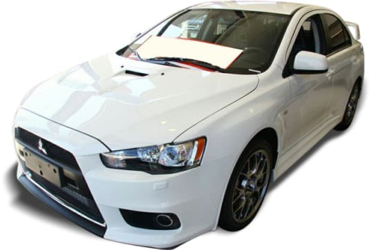 2010 Mitsubishi Lancer Evolution MR Pricing And Specs