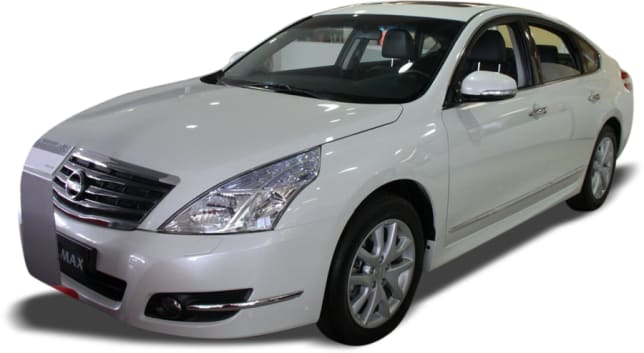 2010 Nissan Maxima Pricing And Specs